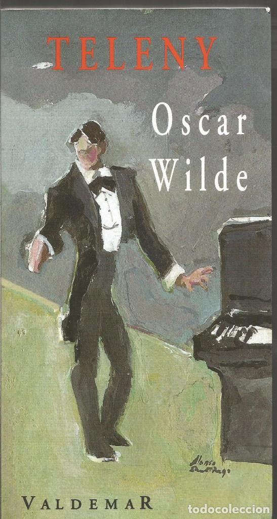 OSCAR WILDE. TELENY. VALDEMAR (Libros de segunda mano (posteriores a 1936) - Literatura - Narrativa - Terror, Misterio y Policíaco)