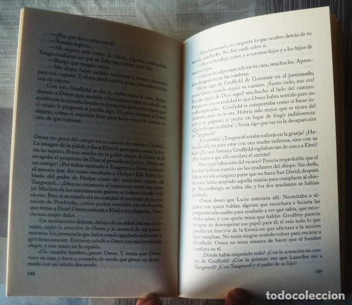 Libros de segunda mano: EL CRIMEN DEL SANTUARIO. DE CANDACE ROBB - Foto 4 - 101854411