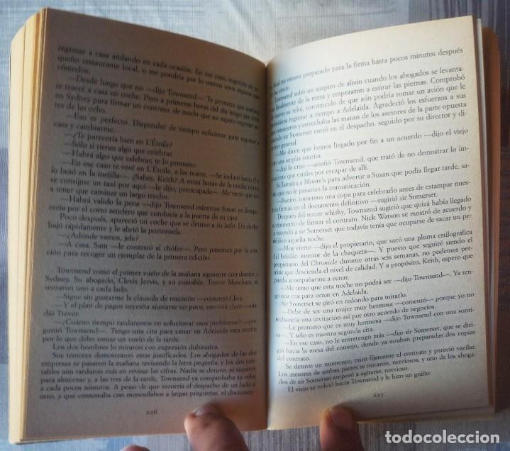 Libros de segunda mano: EL CUARTO PODER. DE JEFFREY ARCHER - Foto 4 - 101855135