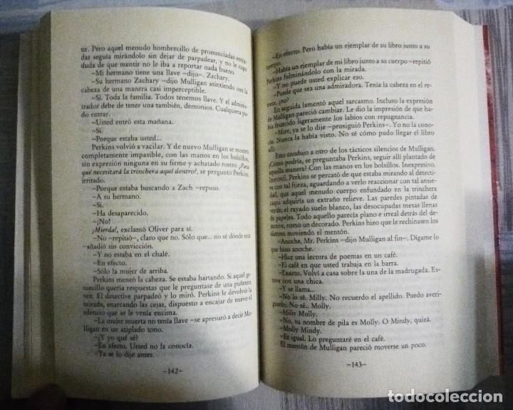 Libros de segunda mano: LA HORA ANIMAL. DE ANDREW KLAVAN - Foto 4 - 101933263