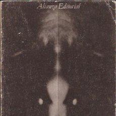 Libros de segunda mano: LIBRO-EL HORROR DE DUNWICH H P LOVECRAFT ALIANZA 1980. Lote 102332207