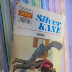 Libros de segunda mano: BRAVO OESTE BRUGUERA 743 - SILVER KANE / SBIRRO / 1975. Lote 102772027