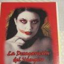 Libros de segunda mano: JULIAN SANCHEZ CARAMAZANA, LA DESAPARICION DEL VAMPIRO. Lote 103070779