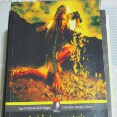 Libros de segunda mano: JULIAN SANCHEZ CARAMAZANA, LA IGLESIA CEMENTERIO. VAMPIROS TERROR. Lote 103070967