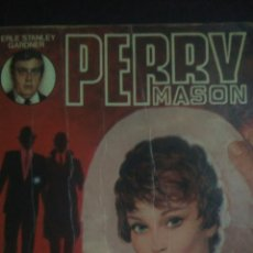 Libros de segunda mano: EL CASO DEL RETRATO FALSO. PERRY MASON. ERLE STANLEY GARDNER. EDITORIAL MOLINO 23. AÑO 1971. RÚSTICA. Lote 103698384