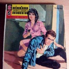 Libros de segunda mano: NOVELA BOLSILIBRO. UN HOMBRE ALTO. RED HARLAND. SELECCIONES SERVICIO SECRETO. N. 4. Lote 103805175