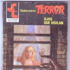 Libros de segunda mano: SELECCIÓN TERROR BRUGUERA Nº 485 - CURTIS GARLAND - OJOS QUE VIGILAN. Lote 103919083