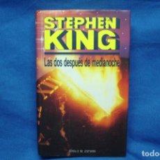 Libros de segunda mano: LAS DOS DESPUÉS DE MEDIANOCHE - STEPHEN KING - CÍRCULO DE LECTORES 1991. Lote 103933187