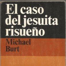 Libros de segunda mano: MICHAEL BURT. EL CASO DEL JESUITA RISUEÑO. ALIANZA EMECE EL SEPTIMO CIRCULO. Lote 103954391