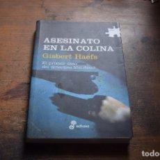 Libros de segunda mano: ASESINATO EN LA COLINA, GISBERT HAEFS, EDHASA, 2010. Lote 104124807