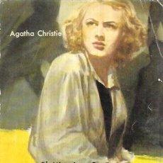 Libros de segunda mano: EL MISTERIOSA SR. BROWN. AGATHA CHRISTIE. SELECCIONES DE BIBLIOTECA ORO. EDITORIAL MOLINO, 1959.. Lote 104251347