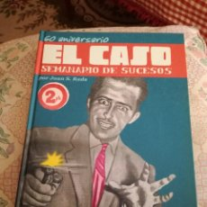 Libros de segunda mano: EL CASO 60 ANIVERSARIO.. Lote 104254779