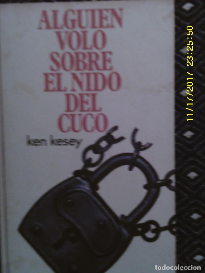 f5bef4853a419d LIBRO Nº 1317 ALGUIEN VOLO SOBRE EL NIDO DEL CUCO DE KEN KESEY (Libros de  ...