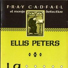 Libros de segunda mano: LA HIERBA MALDITA (ELLIS PETERS). Lote 104408203