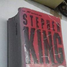 Libros de segunda mano: STEPHEN KING.IT.TAPA BLANDA.3 EDICION 1999. Lote 104461580