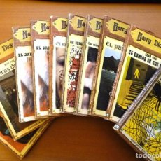 Libros de segunda mano: HARRY DICKSON. LOTE DE 10 NOVELAS. Lote 104918947