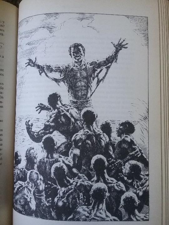 Libros de segunda mano: Lotazo cuatro primeras ediciones de Stephen King: Apocalipsis, Misery, Blaze y Dolores Claiborne - Foto 5 - 104455959