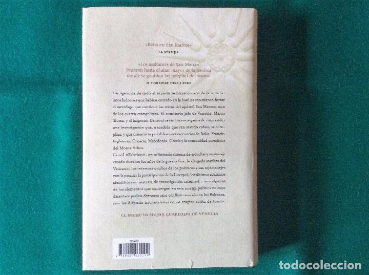 Libros de segunda mano: EL INFORME SAN MARCOS - FERMÍN BOCOS - M.R. EDICIONES - AÑO 2009 3ª EDICIÓN - Foto 3 - 105743983