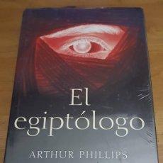 Libros de segunda mano: EL EGIPTOLOGO - ARTHUR PHILLIPS -. Lote 105827491