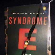 Libros de segunda mano: SYNDROME E BY FRANCK THILLIEZ (ENGLISH) PENGUIN BOOKS. Lote 105848411