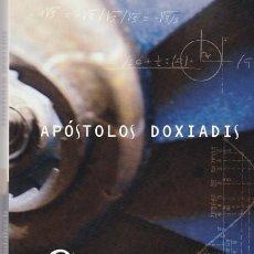 Libros de segunda mano: EL TIO PETROS - APÓSTOLOS DOXIADIS - EDICIONES B 2001. Lote 106068031