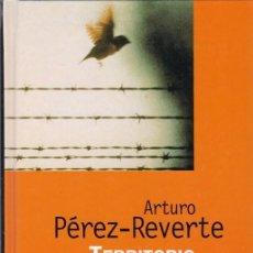 Libros de segunda mano: TERRITORIO COMANCHE - ARTURO PÉREZ - RBA EDITORIAL 1997. Lote 106069131