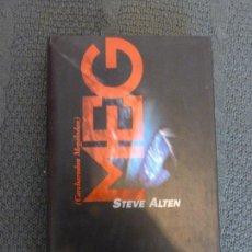 Libros de segunda mano: MEG. ALTEN, STEVE. EDITORIAL: EDICIONES B., BARCELONA, (1997). Lote 106069147