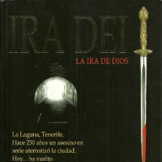 Libros de segunda mano: MARIANO GAMBÍN GARCÍA-LA IRA DE DIOS.ORISTAN Y GOCIANO.2010.. Lote 104283495