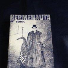 Libros de segunda mano: HERMENAUTA. MARIA SERRA. Lote 106938191