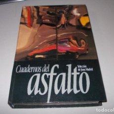 Libros de segunda mano: CUADERNOS DEL ASFALTO, SELECCIÓN DE JUAN MADRID. CAMBIO 16 1.990, TIENE NOMBRE ANTERIOR PROPIETARIO. Lote 107783915