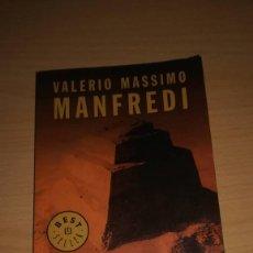 Libros de segunda mano: LA TORRE DE LA SOLEDAD. VALERIO MASSIMO MANFREDI. DEBOLSILLO. Lote 107840303