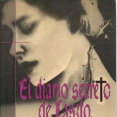Libros de segunda mano: EL DIARIO SECRETO DE LASZLO, CONDE DRÁCULA DE RODERICK ANSCOMBE. Lote 107958303