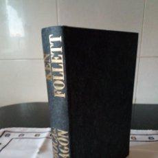 Libros de segunda mano: 95-EN LA BOCA DEL DRAGON, KEN FOLLET, 1998. Lote 108756643