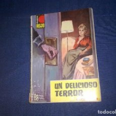 Libros de segunda mano: UN DELICIOSO TERROR . SILVER KANE . BRUGUERA . PRIMERA EDICIÓN. Lote 108825459