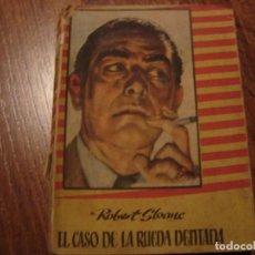 Libros de segunda mano: BIBLIOTECA MODERNA MATEU . EL CASO DE LA RUEDA DENTADA . ROBERT SLOANE. Lote 108869339
