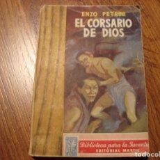 Libros de segunda mano: BIBLIOTECA PARA LA JUVENTUD N. 8 ENZO PETRINI. Lote 108869891