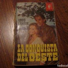 Libros de segunda mano: MARABU OESTE LOUIS LAMOUR. Lote 108870071