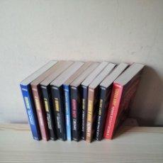 Libros de segunda mano: LOTE DE 10 LIBROS COLECCION GRAN SUPER TERROR - MARTINEZ ROCA. Lote 109095751
