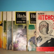 Libros de segunda mano: ALFRED HITCHCOCK MAGAZINE 1964. Lote 109129671