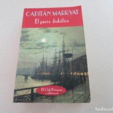 Libros de segunda mano: TERROR VALDEMAR DIOGENES CAPITAN MARRYAT EL CLUB DIOGENES. Lote 109146443