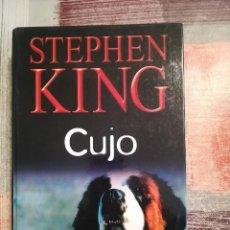 Libros de segunda mano: CUJO - STEPHEN KING. Lote 109828171