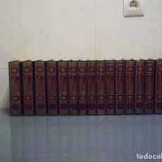 Libros de segunda mano: ANTOLOGÍA DE LAS MEJORES NOVELAS POLICIACAS. ACERVO. DEL 1 AL 15.. Lote 110251195