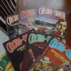 Libros de segunda mano: CIRCULO DEL CRIMEN. Lote 111530607