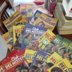 Libros de segunda mano: CLUB DEL MISTERIO. Lote 111530855