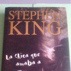Libros de segunda mano: LA CHICA QUE AMABA A TOM GORDON - STEPHEN KING - PLAZA Y JAMES EDITORIAL. Lote 112993983