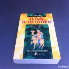 Libros de segunda mano: PAUL HARDING. LA CASA DE LAS SOMBRAS. ED. EDHASA, 2004. Lote 113031123