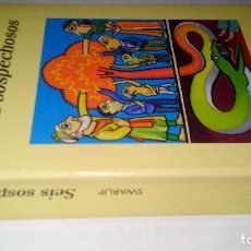 Libros de segunda mano: SEIS SOSPECHOSOS-SWARUP, VIKAS-ED. ANAGRAMA 2010. Lote 113052963