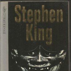 Libros de segunda mano: STEPHEN KING. LA BOCA SALTARINA Y OTROS DELIRIOS. PESADILLAS Y ALUCINACIONES 2 GRIJALBO MONDADORI. Lote 113096003