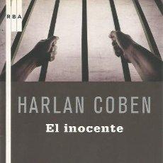 Libros de segunda mano: EL INOCENTE - HARLAN COBEN - RBA - NUEVO. Lote 113181387