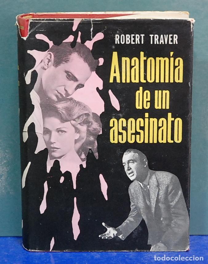 anatomía de un asesinato. robert traver - Comprar Libros de terror ...